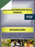 Biotransformacion de La Energía