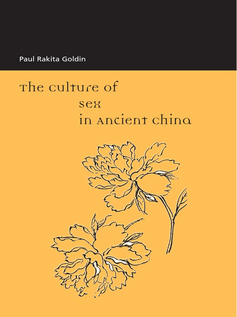 Sex in ancient chinapdf confucianism sexual intercourse buycottarizona