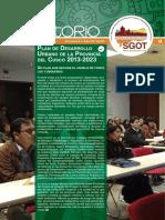 Plan de Desarrollo Urbano de La Provincia de Cusco 2013- 2013