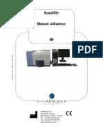 Biomerieux ScanRDI Manual - French