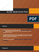 Acute Abdominal Pain_Review