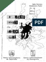 Crecimiento urbano de América Latina