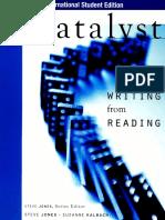 Catalyst 1 Book