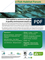 Fishers for Fish Habitat Forum Flyer-GoldCoast_Final