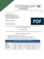 Earnings Release [Company Update]