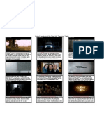 Grid of 9 for the Silent Hill Theatrical Trailer