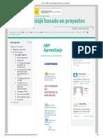 Curso_ ABP_ Aprendizaje Basado en Proyectos
