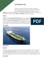 Ship Sizes _ Maritime-Connector