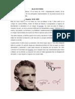 Blas de Otero