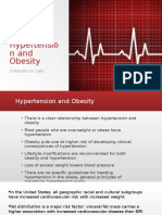 hypertension and obesity