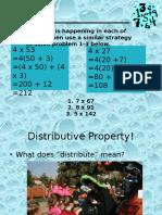 distributive propert pp