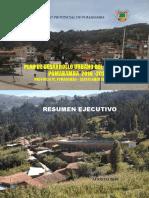 4. Pdu Pomabamba Resumen Ejecutivo