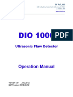 BF Rail DIO 1000 User Guide 1