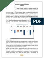 Situación Económica Del Perú