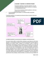 Resumen Constructivismo y Pedagogía de La Complejidad