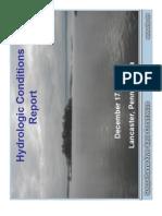 SRBC Hydrologic Conditions Presentation 12-17-2010