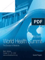 Wh s Summit Program
