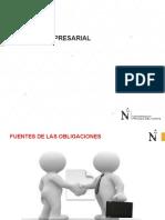 PPT _ Fuentes de Las Obligaciones (1)
