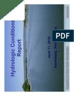 SRBC Hydrologic Conditions Presentation 06-11-2010