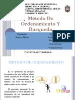 Metodo Maya
