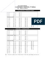 TAX2 3RD ED Solutions Manual