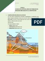 Folleto de Geologia