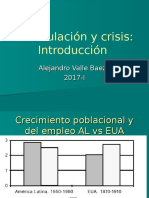 Introducción a acumulación y crisis