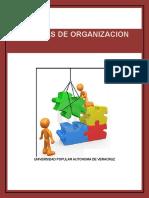 Unidad 1. Diseño Organizacional y Proceso de Trabajo