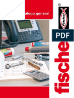 Fischer Tornilleria Fijaciones Catalogo General