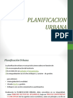 Clase Planificacion Urbana Globalizacion