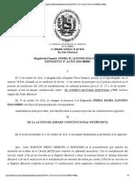 TSJ declaró inadmisible acción de amparo para reanudar recolección del 20%