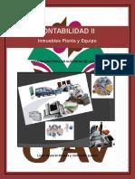 Contabilidad II Unidad 4.Inmuebles Planta y Equipo12!09!15