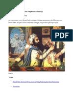 Sejarah Kedokteran Islam dan Pengobatan di Dunia.docx