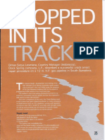 Stopped in Its Tracks - World Pipelines - Sept 2011