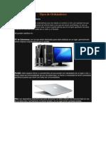 tipos de ordenadores