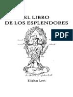 Eliphas Levi - El Libro de Los Esplendores