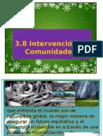 3-8 Intervencion en Las Comunidades
