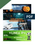 Listado de Precios Octubre. Distribuidor Silverr