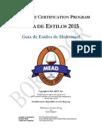 2015 Guidelines Mead Espanol