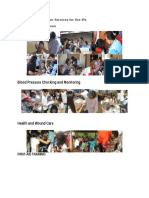 Summary Report on Extension and Outreach Activities Undertaken