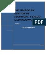 27 Certificaciones