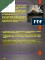 Trabajo Erupciones Volcanicas