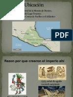 Presentacion Los Aztecas