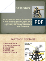 Sextant by Droan