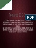 romanos 12,2