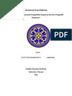 Akuntansi Keperilakuan SAP 8
