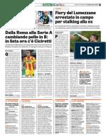 La Gazzetta dello Sport 11-11-2016 - Calcio Lega Pro