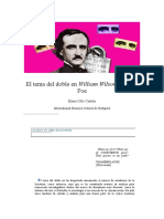 El Tema Del Doble en William Wilson