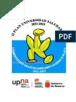 Plan Universidad Saludable 2011