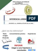 inferencia juridica